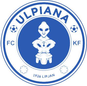 Logo of KF ULPIANA LIPJAN (KOSOVO)