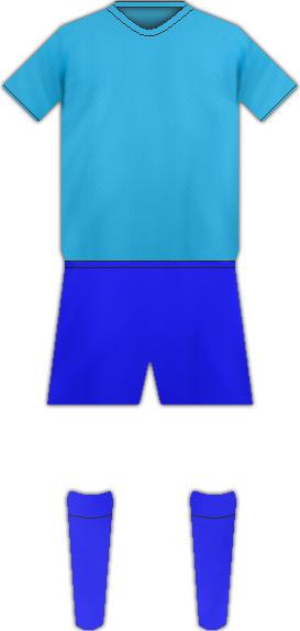 Kit FC JURMALA 2008