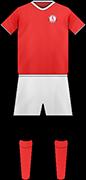 Kit FK SPARTAKS DE JURMALA