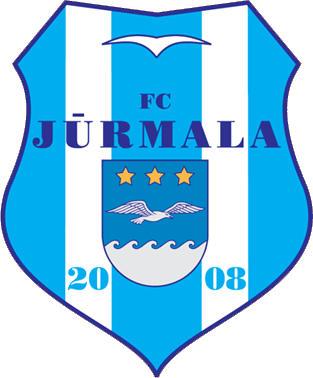 Logo of FC JURMALA 2008 (LATVIA)