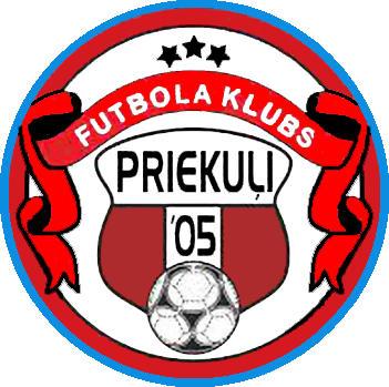 Logo of FK PRIEKULI (LATVIA)