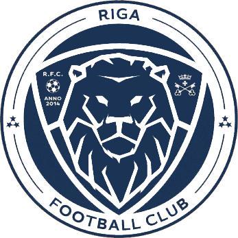 Logo of RIGA FC (LATVIA)
