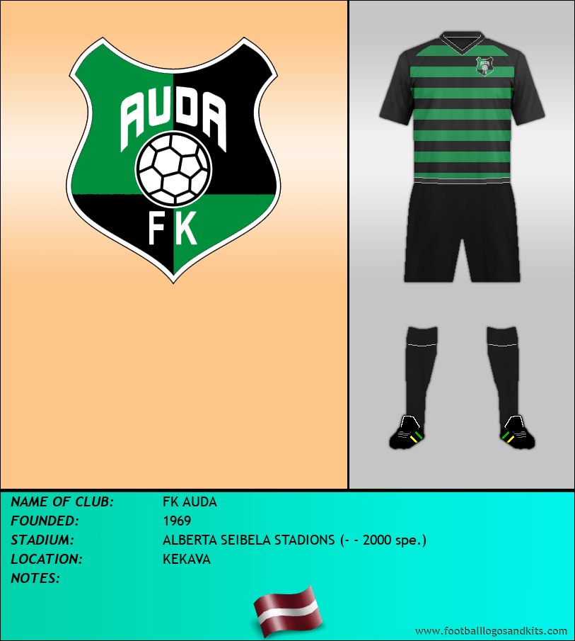 Logo of FK AUDA