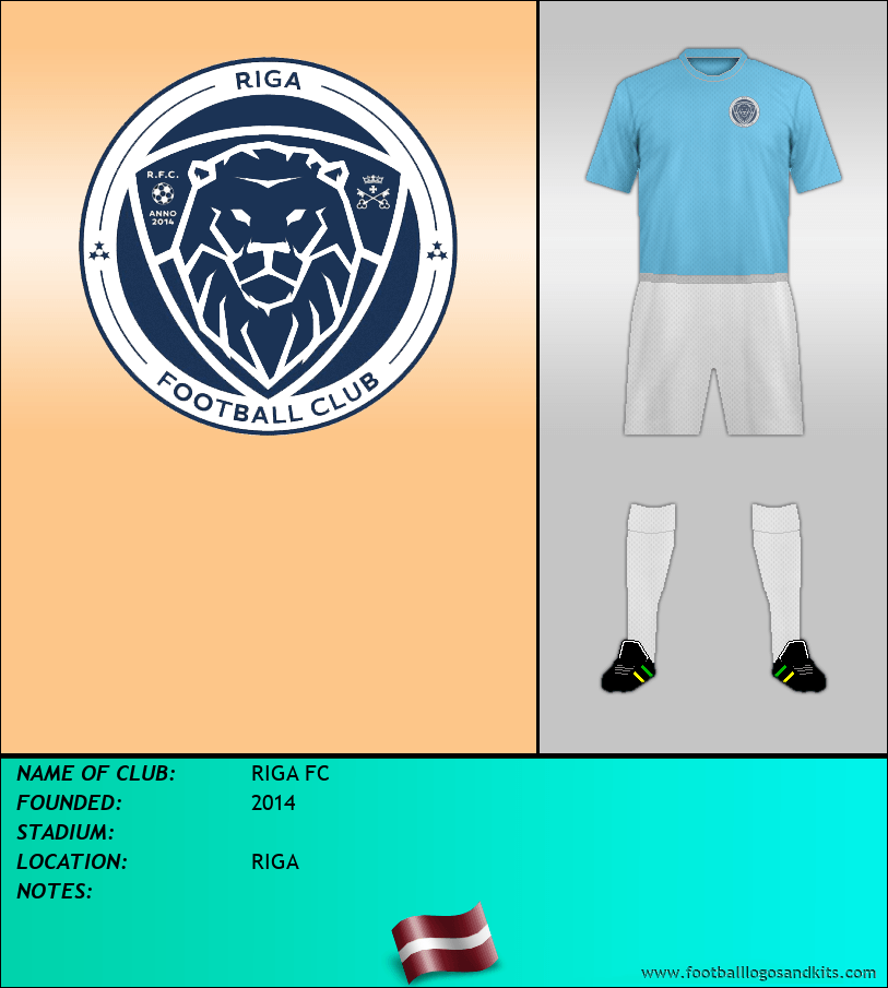 Logo of RIGA FC
