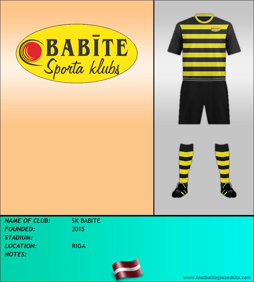 Logo of SK BABITE