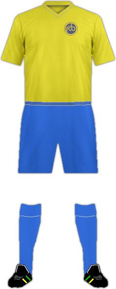 Kit FC BALZERS