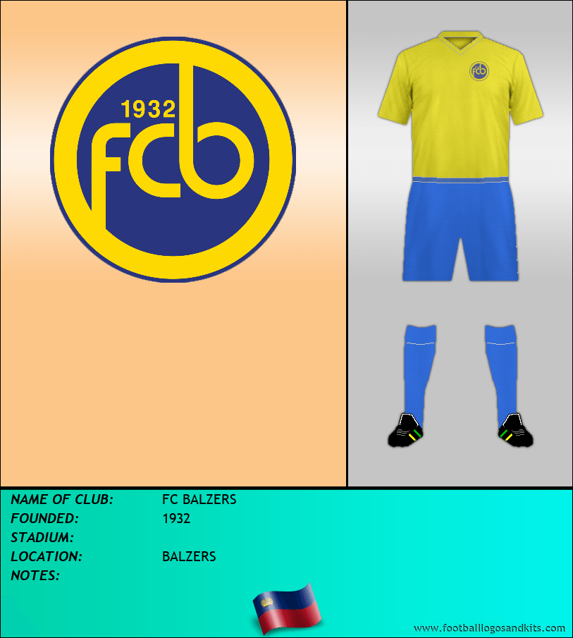 Logo of FC BALZERS