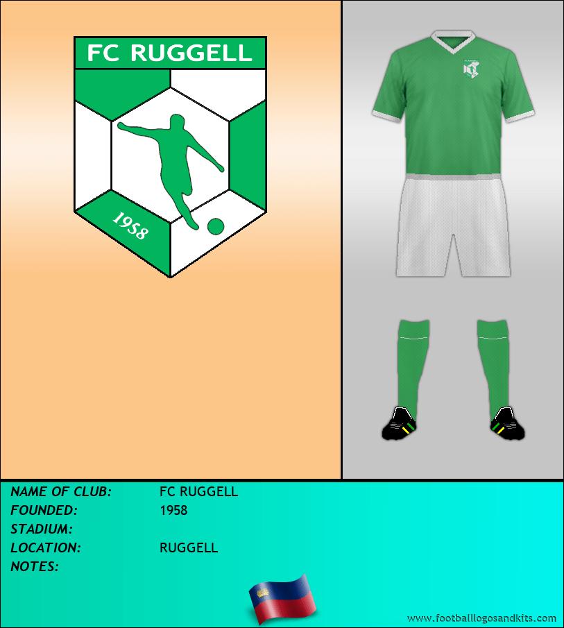 Logo of FC RUGGELL