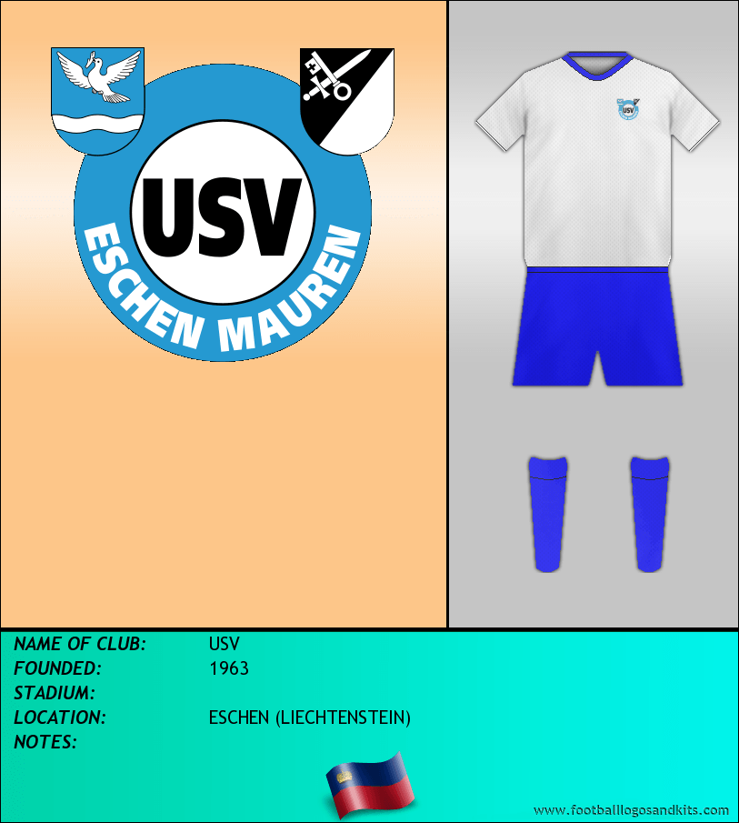 Logo of USV