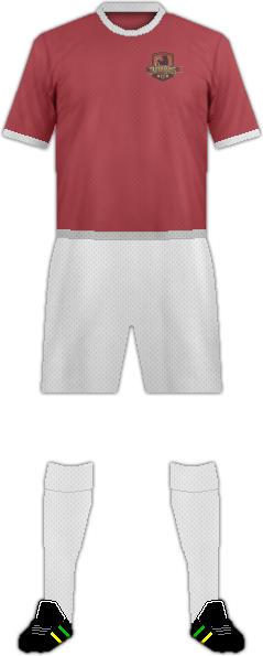 Kit FC DZIUGAS