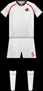 Trikot FK SUDUVA