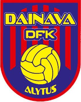 のロゴDFK DAINAVA (リトアニア)