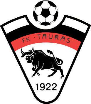 Logo of FK TAURAS (LITHUANIA)