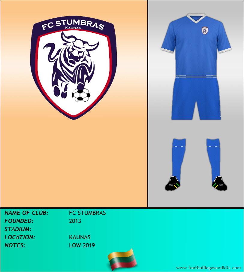 Logo of FC STUMBRAS