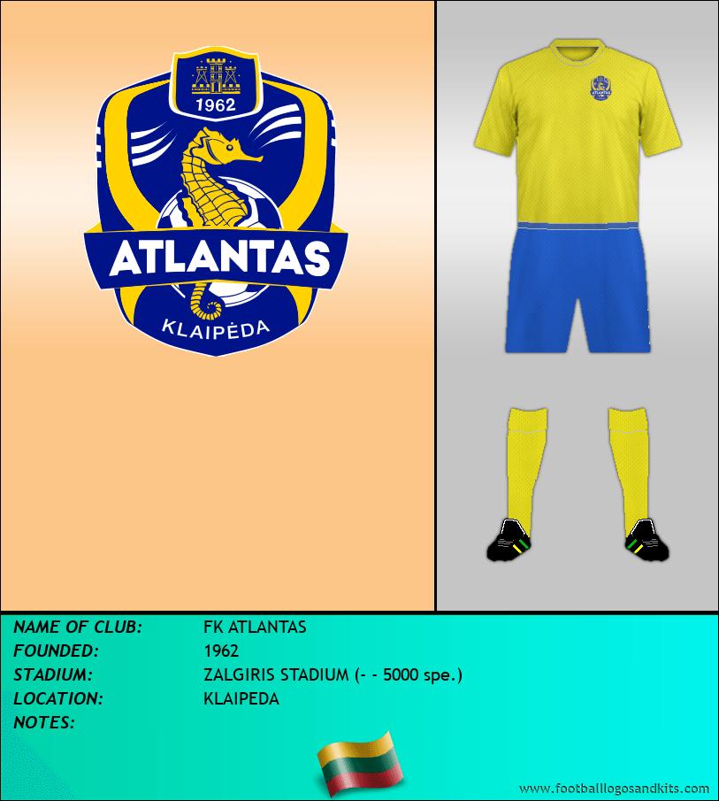 Logo of FK ATLANTAS