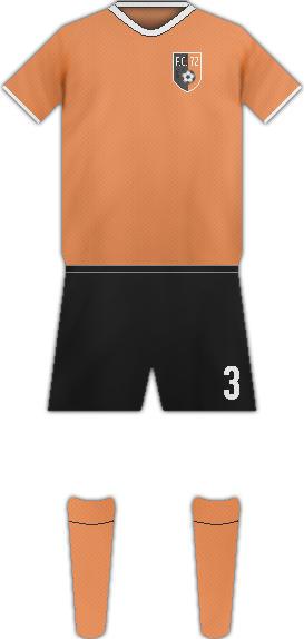 Kit FC 72 ERPELDANGE