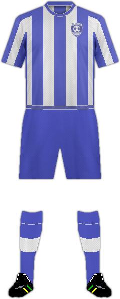Kit FC BLO WEISS