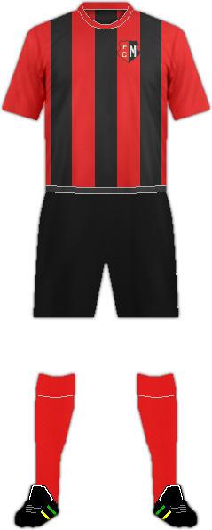 Kit FC MONDERCANGE