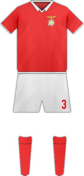 Kit FC RM HAMM BENFICA