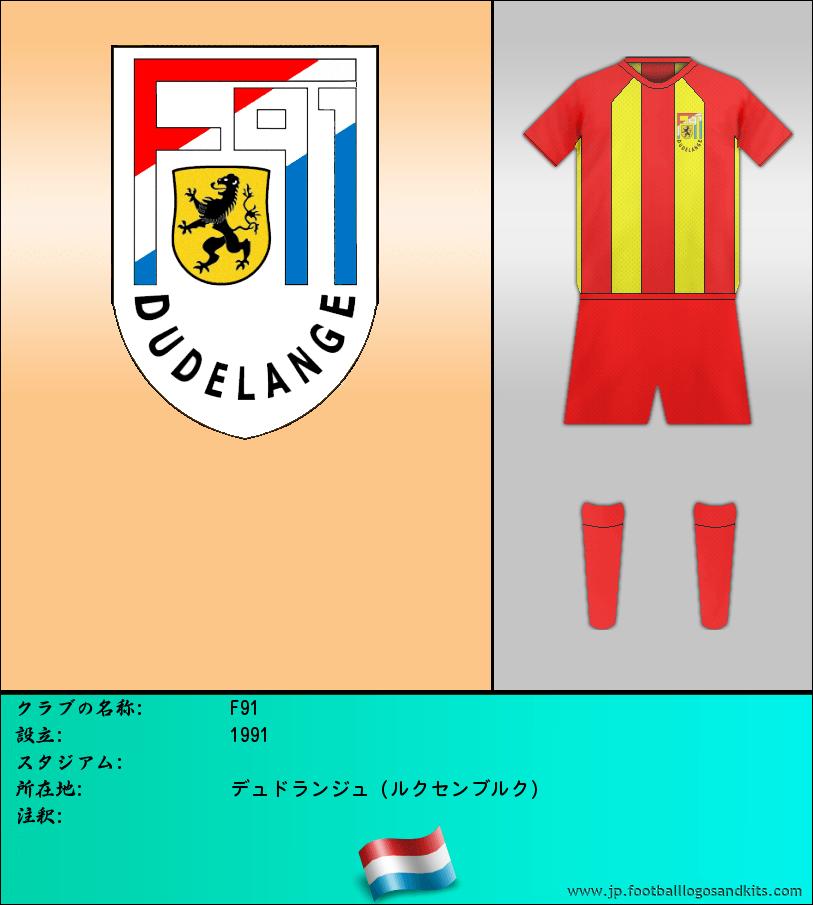 のロゴF91