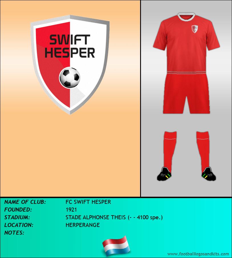 Logo of FC SWIFT HESPER