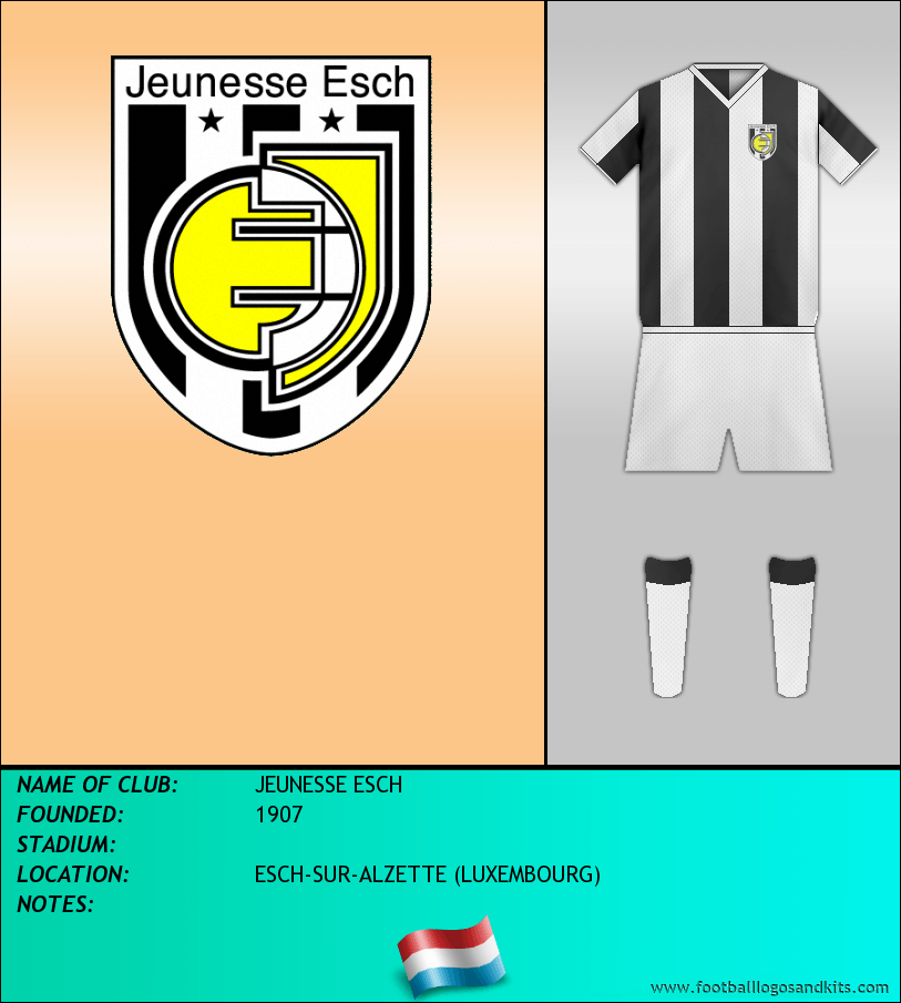 Logo of JEUNESSE ESCH