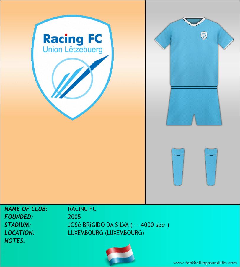 Logo of RACING FC