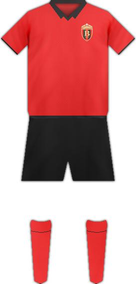 Kit FC VARDAR