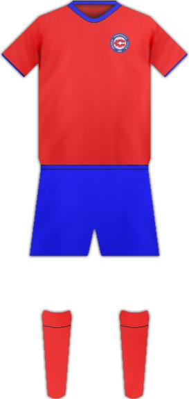 Maglie SILEKS FC