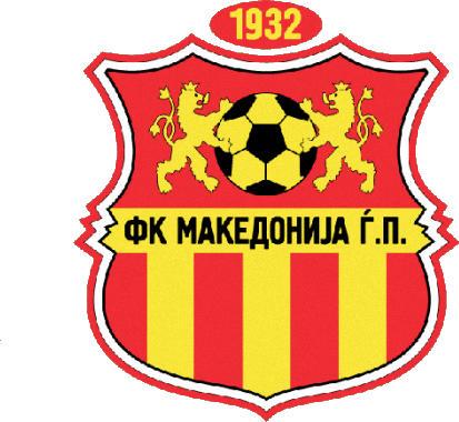 Logo of FK MAKEDONIJA (MACEDONIA)
