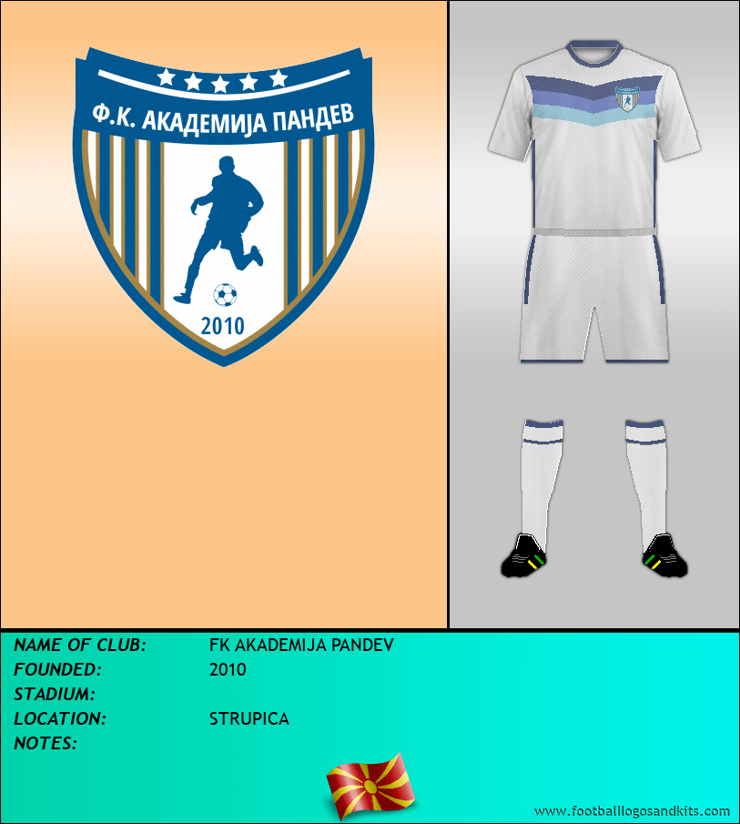 Logo of FK AKADEMIJA PANDEV