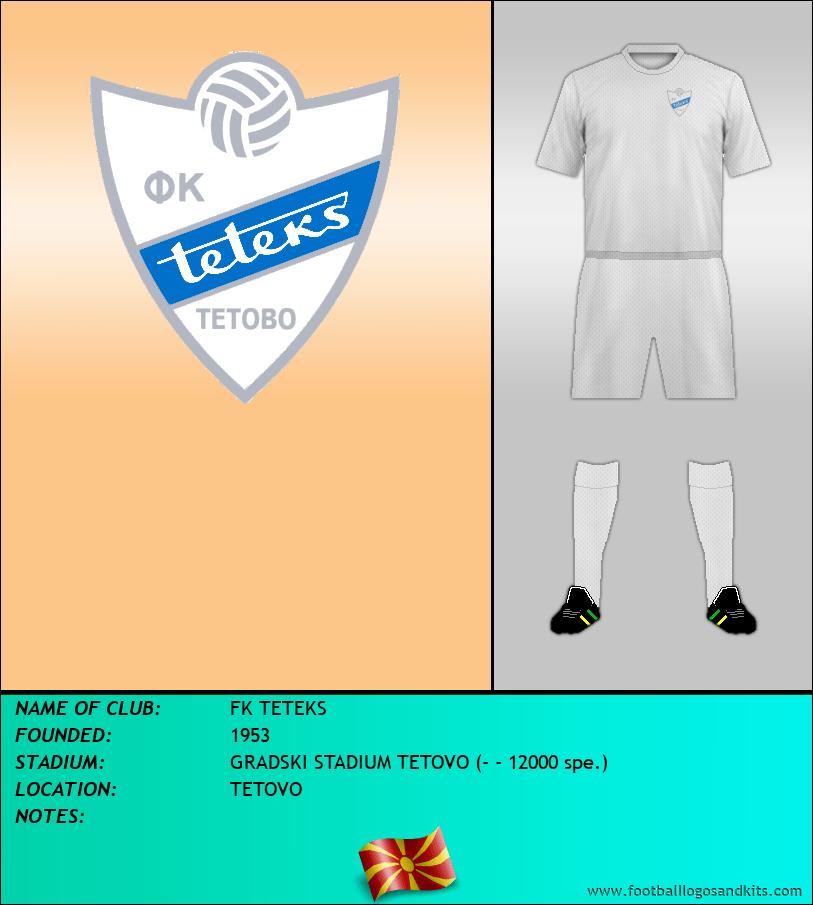Logo of FK TETEKS