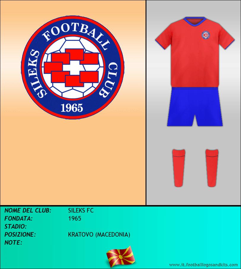 Logo di SILEKS FC