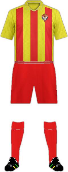 Kit SENGLEA ATHLETIC FC