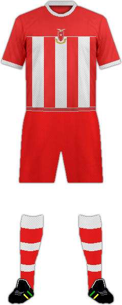 Kit VITTORIOSA STARS FC