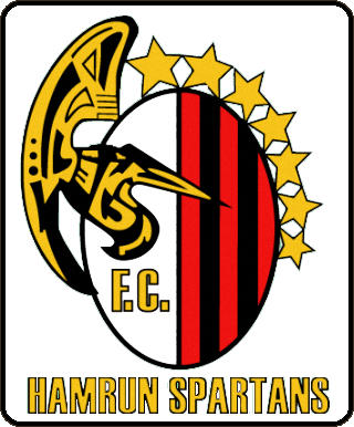 标志hamrun小号。 (马耳他)