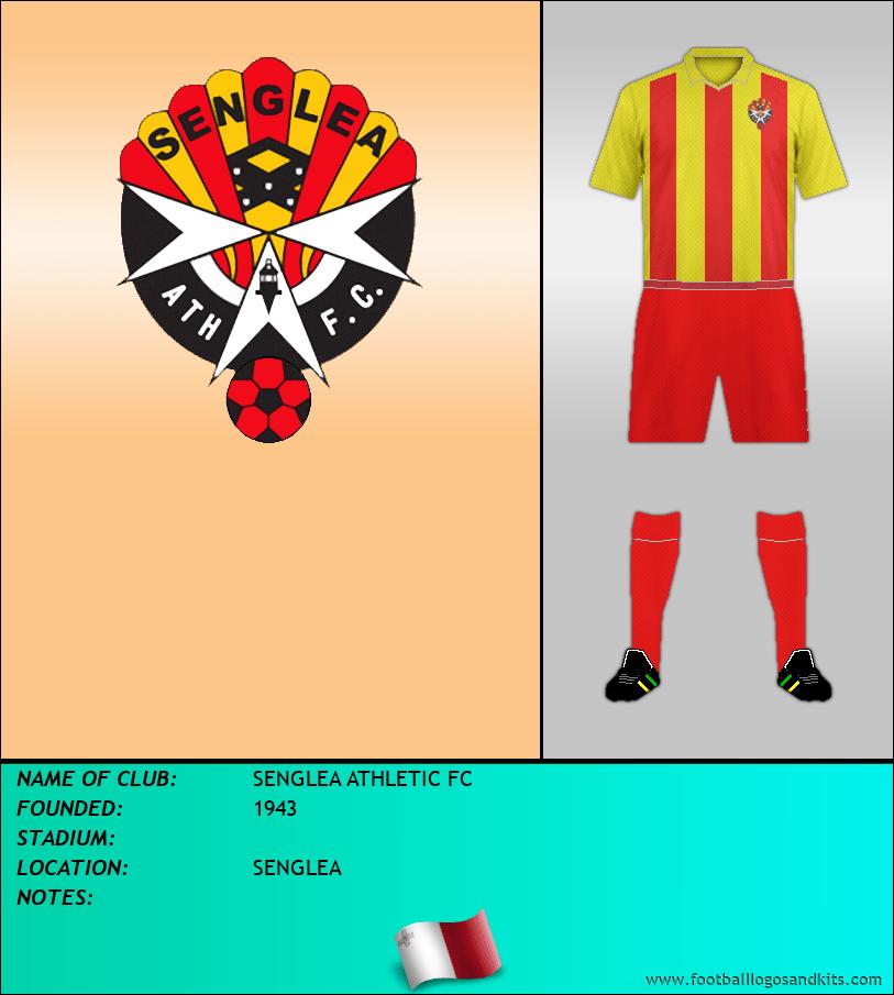 Logo of SENGLEA ATHLETIC FC