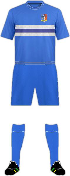 Kit FC BOGZESTI