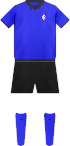 Kit FC DINAMO BENDER
