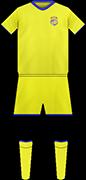 Kit FC DACIA