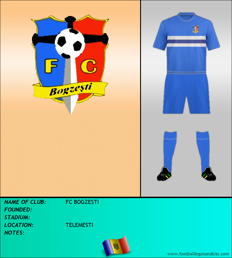 Logo of FC BOGZESTI