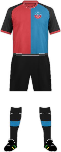 Kit FK RUDAR PLJEVLJA