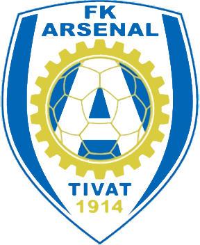 Logo of FK ARSENAL TIVAT (MONTENEGRO)