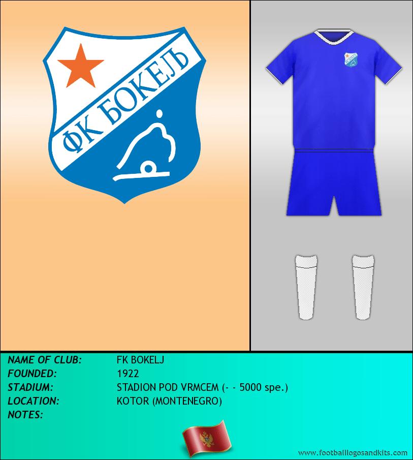 Logo of FK BOKELJ