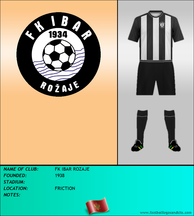 Logo of FK IBAR ROZAJE