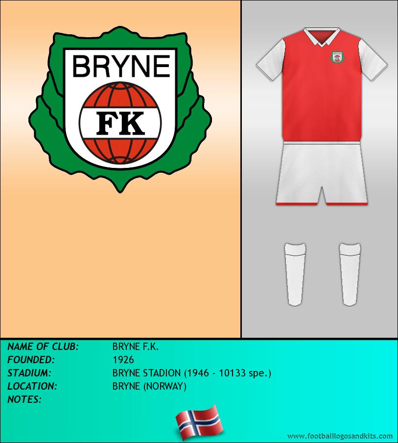 Logo of BRYNE F.K.