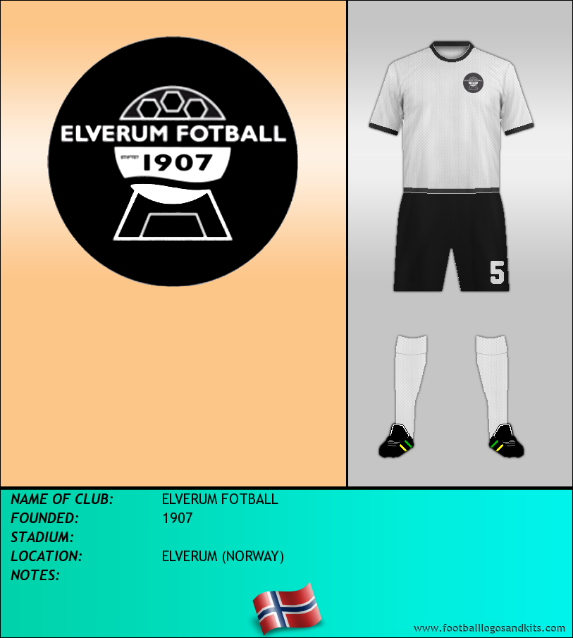 Logo of ELVERUM FOTBALL