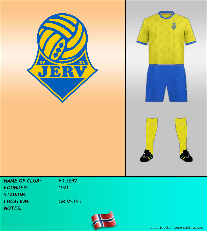 Logo of FK JERV