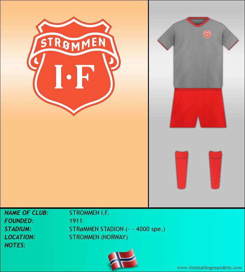Logo of STROMMEN I.F.