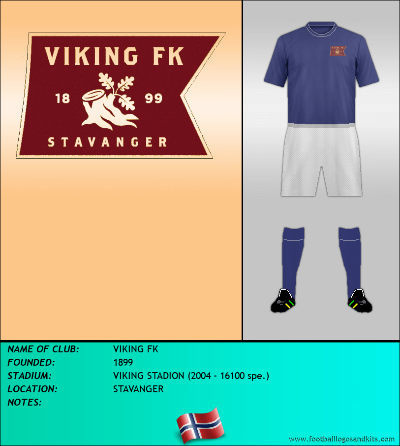 Logo of VIKING FK